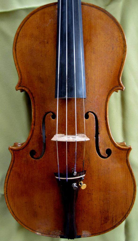 violon Chipiù : table