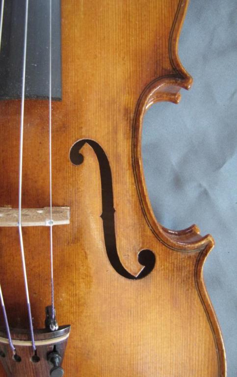 "violon ""Jacana"" ff"