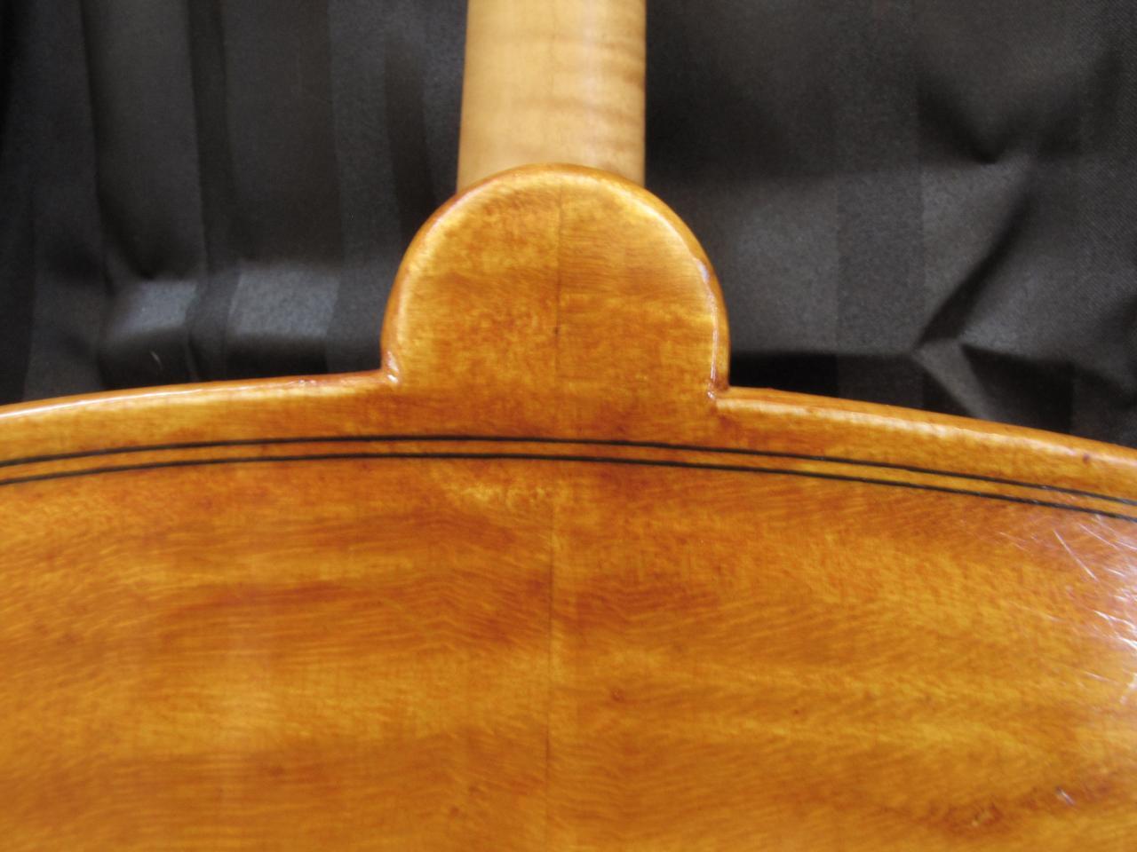 violoncelle Paradisiaea Raggia (talon) vendu à Pau